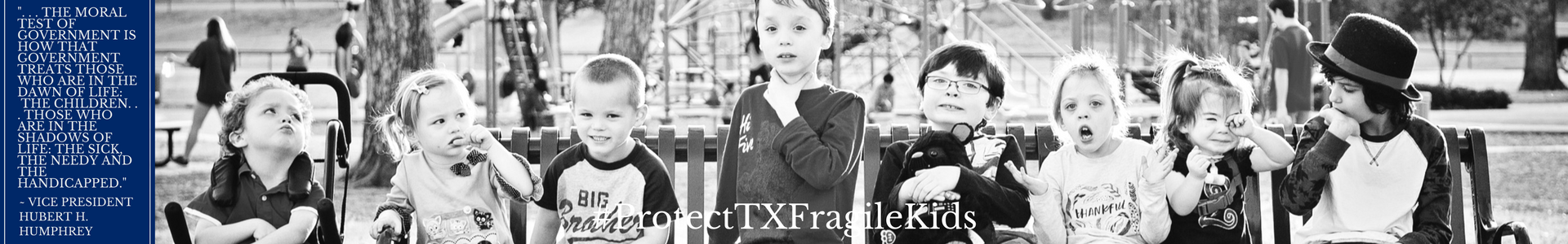 Protect TX Fragile Kids