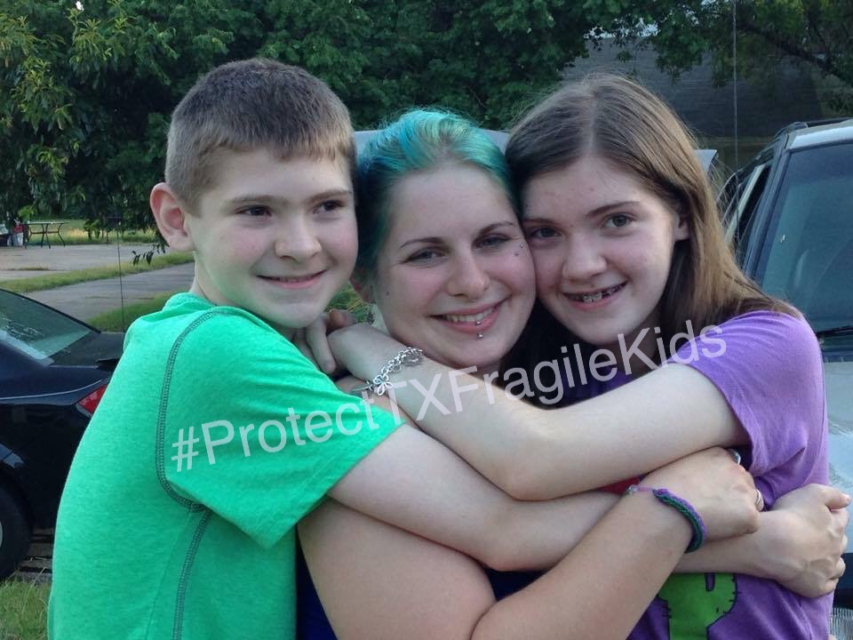 Faces Of PTFK – Protect TX Fragile Kids